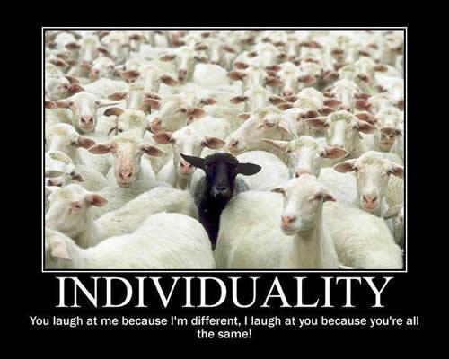 Invidiuality