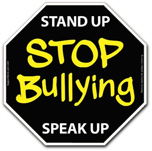 Stand Up Stop Bullying Speak Out!!