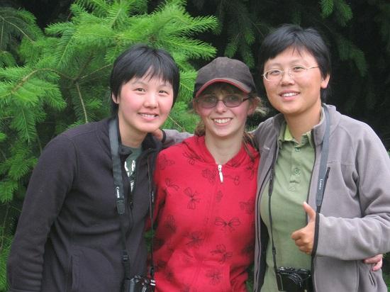 Elslie, Ruby & Melanie