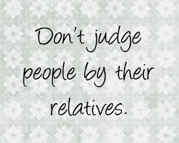 people relatives